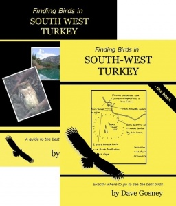 Finding Birds In South-West Turkey DVD/Book Pack
